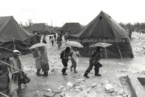 Rifugiati palestinesi, DP, Sezione Questione palestinese